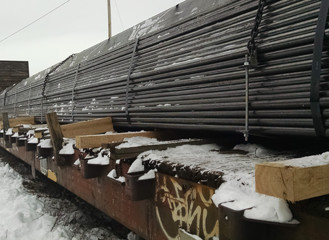 Shoreline Steel | Manufacturers of Steel Sheet Piling
